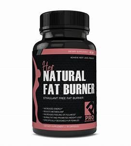 Her Natural Fat Burner For Women  U2014 Pro Nutrition Labs