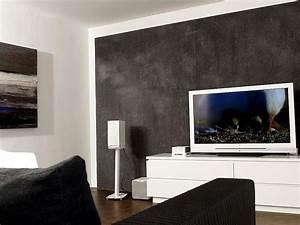Wohnzimmer Ideen Wandgestaltung : wohnzimmer ideen wandgestaltung streifen ~ Sanjose-hotels-ca.com Haus und Dekorationen