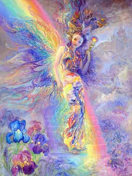 rainbows  mythology crystalinks