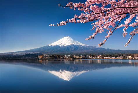 chambre deco vintage mont fuji papier peint volcan vénéré au japon