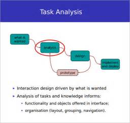 Even Point Excel Template Task Analysis Template 9 Free For Pdf
