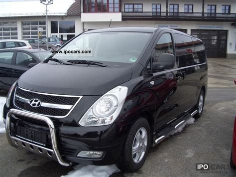 Hyundai H1 Modification by Hyundai H 1 Travel 2 5 Crdi Best Photos And Information