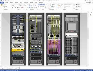 Create Visio Rack Elevation Diagrams