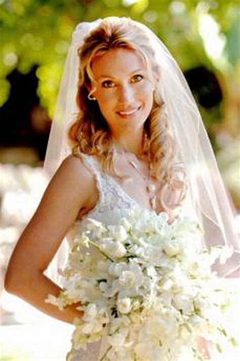 wedding hair      veil