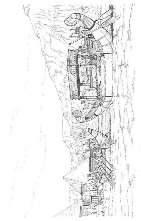 Kleurplaat Ark Survival by N 39 Kleurplaten Egypte Dagelijks Leven