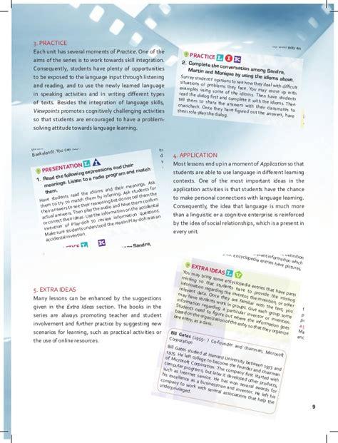 Great writing 5 answer key