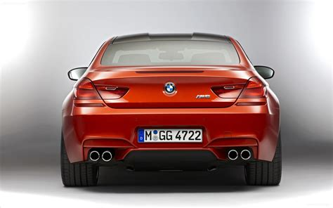 Bmw M6 2012 Widescreen Exotic Car Wallpapers 08 Of 70