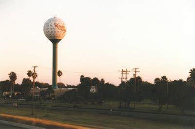 americanature giant novelty golf ball rancho viejo tx