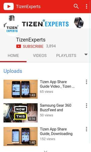bettertube for app today tizen experts