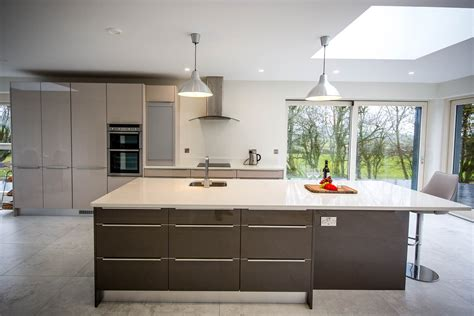 Contemporary Kitchen Interiors by Contemporary Kitchens Celtic Interiors