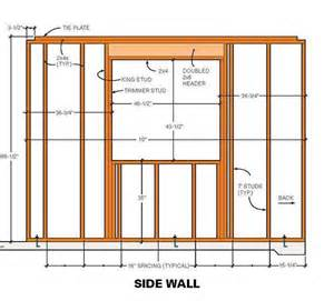 10 215 10 two storey shed plans blueprints for large gable shed