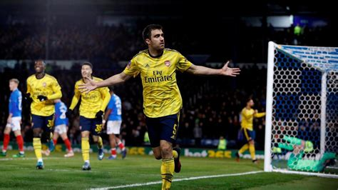 'We're on the right path': Arsenal reach FA Cup quarter ...