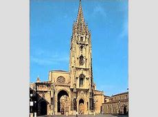 Foto de la Catedral de Oviedo, Asturias, España