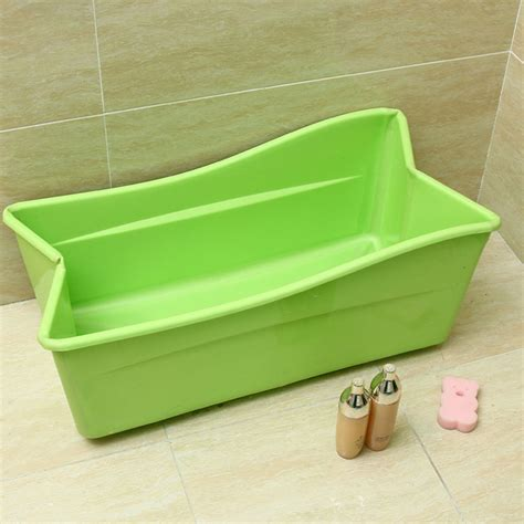 portable bath tub new fashion fantastic baby children portable folding bathtub