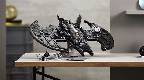 Tracing the history of the LEGO Batwing, from 2006 to 2020