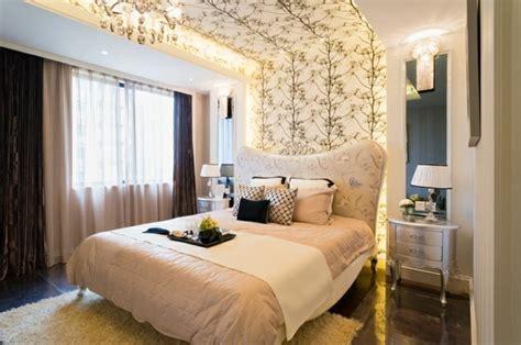 schlafzimmer wandgestaltung ideen 60 schlafzimmer ideen wandgestaltung f 252 r jeden wohnstil