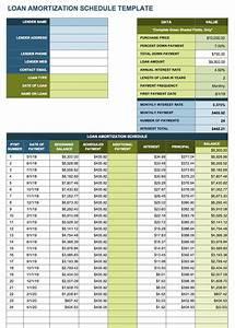 Short Term Loan Calculator Excel 32 Free Excel Spreadsheet Templates Smartsheet