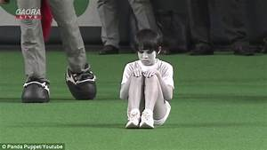 Japan baseball game leaves spectators spooked after The ...