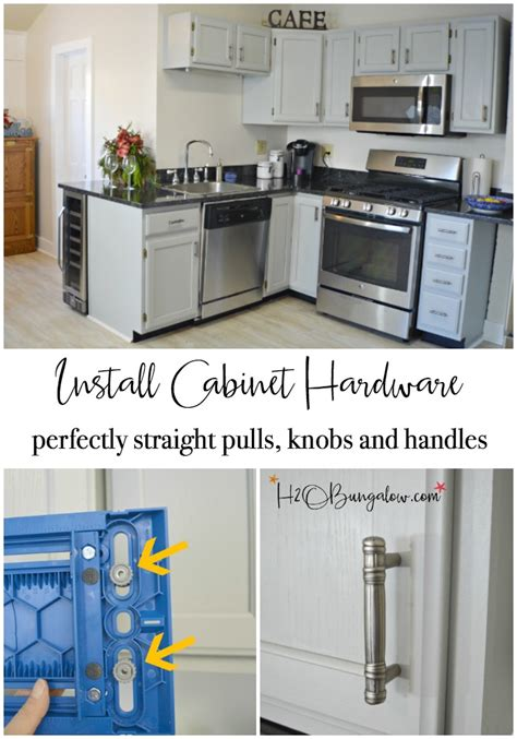 installing kitchen cabinet knobs how to install knobs and pulls on cabinets and furniture 4739
