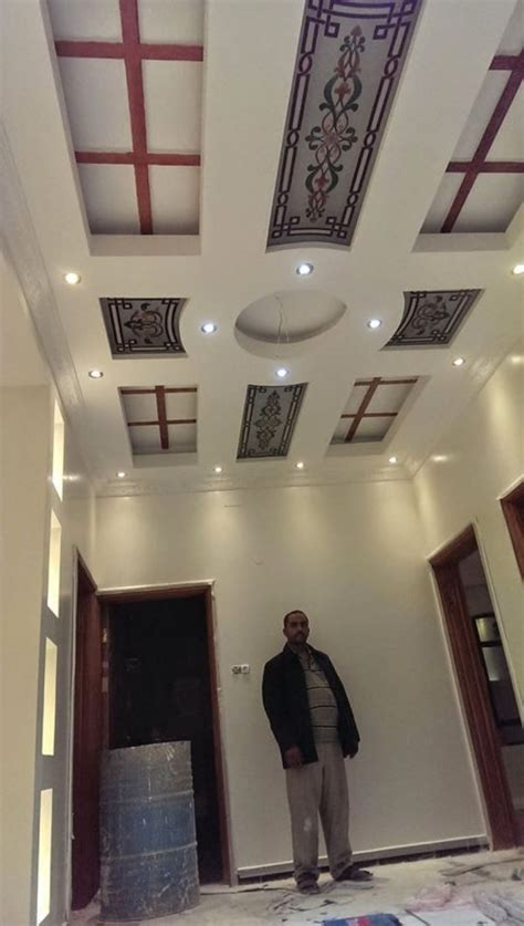 the awesome along with interesting gypsum ceiling design