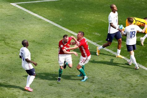 Deberían estar entre los dos. Sorpresa en la Eurocopa: Francia dejó dos puntos en el ...