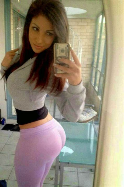Not So Angry mikeshood : Yoga Pants Are Hot