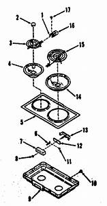 Kenmore 9114698812 Electric Range Timer