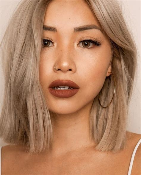 fantastic asian hair color ideas