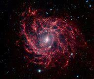 Spider Web Spiral Galaxy