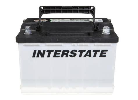 Interstate Mega-tron Plus Mtp-48/h6 Car Battery Prices