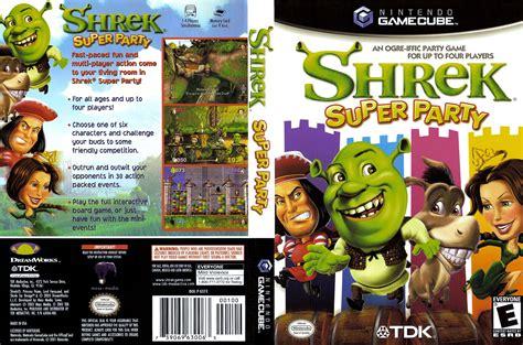 Shrek Super Party Iso