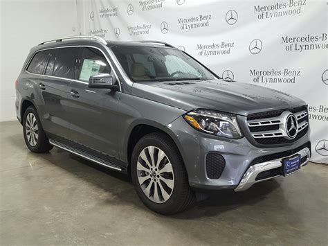 It has its own set of advantages. New 2018 Mercedes-Benz GLS GLS 450 4MATIC® SUV in Lynnwood #289063 | Mercedes-Benz of Lynnwood
