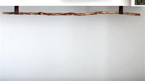 Kleiderstange Aus Ast by Ast Als Kleiderstange Knobz