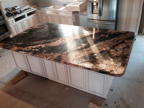 magma granite countertop contemporary kitchen new