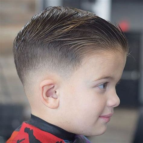 Small Hairstyles For Boys by 35 Cool Haircuts For Boys 2019 Guide Haircuts For Boys