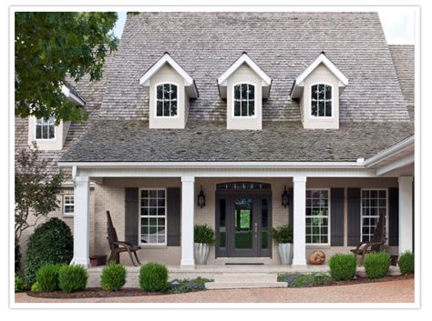 My Favorite 29 Examples Of Exterior Paint Colors