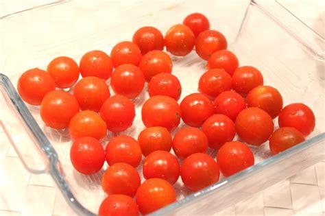 cuisiner tomates cerises clafoutis aux tomates cerises parmesan et basilic pour