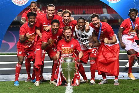 Hal serupa akan terjadi di final liga champions 2021. Pembagian Pot Undian Liga Champions 2020-2021, Mencari ...