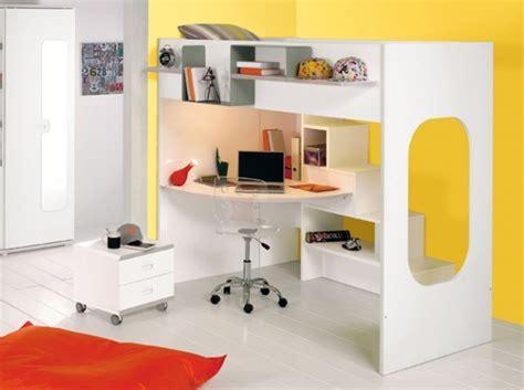 lit bureau gautier lit mezzanine design gautier enfant lits