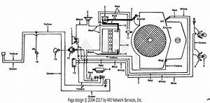 Mtd Wizard Mdl Mtd 7118a78 Parts Diagram For Electrical