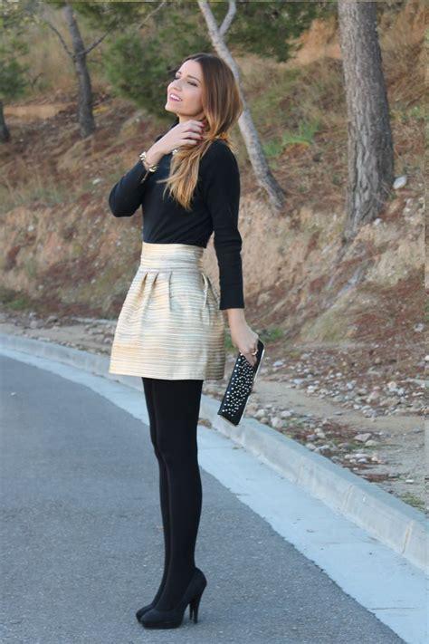 5 Ways to Wear Tights this Winter u2013 Glam Radar