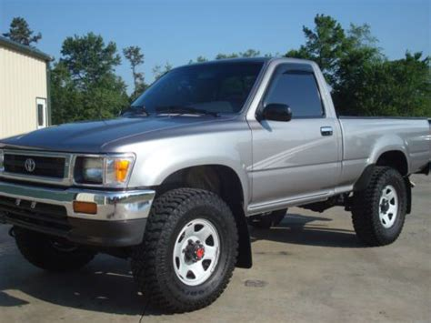 Sell Used 1994 Toyota Tacoma 4x4 Regular Cab 4 Cylinder 5