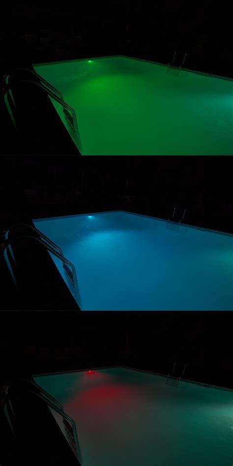 led pool light rgb led underwater pool lights and pond lights
