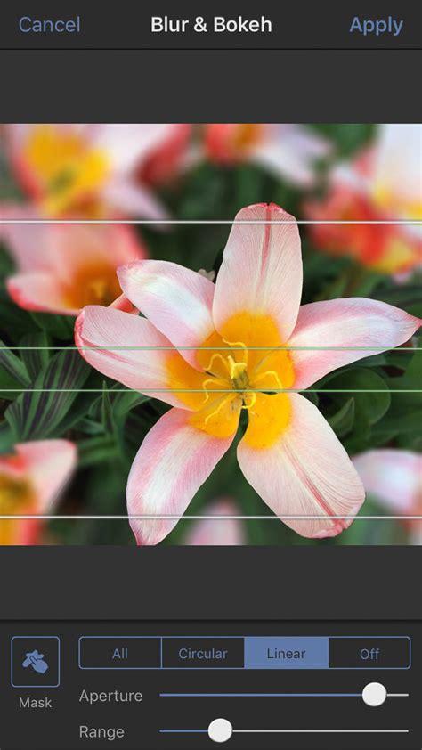 blur background app compare  top  blur