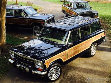 classic jeep wagoneer for sale 1990 jeep grand wagoneer by grand wagoneer by classic