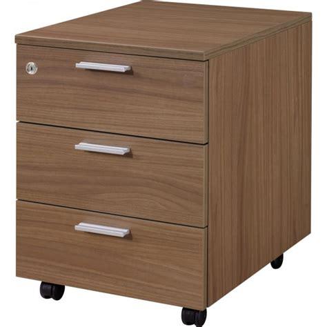 caisson de bureau sur roulettes caisson 3 tiroirs sur roulettes gamme mobilier de bureau