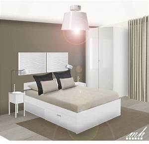 chambre parentale moderne decoration chambre parentale With deco chambre parentale moderne