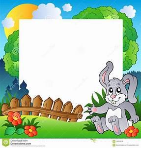 marcos de fotos happy easter conejo de pascua semana santa