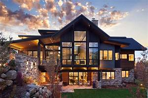 Breathtaking Contemporary Mountain Home In Steamboat