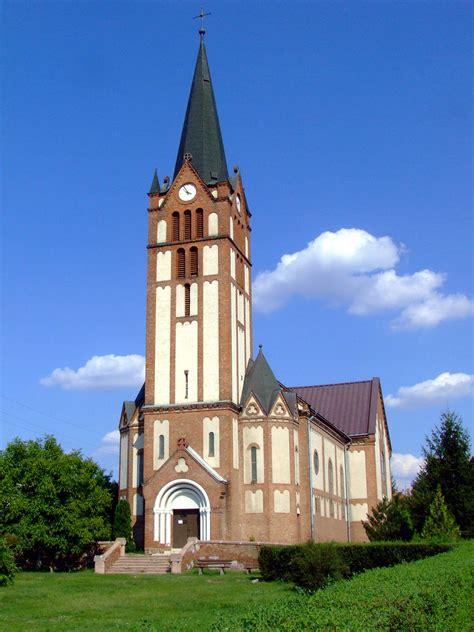 Sacred Heart church in Baja, Hungary image - Free stock ...